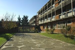 ingresso della scuola primaria visconti